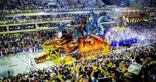 Rio Carnaval Brazil Tour Goway Travel
