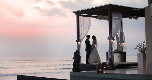 A Balinese Wedding at the Seminyak