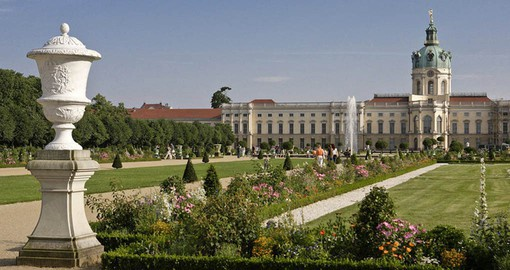 Built in the baroque and rococo styles, Schloss Charlottenburg is the largest palace in Berlin