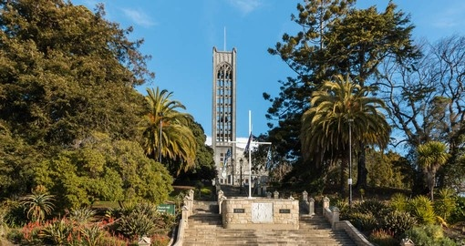 Visit the Neo Gothic Cathedral in Nelson on your New Zealand Vacation