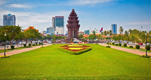 "Phnom Penh was once known as the ""Pearl of Asia"""