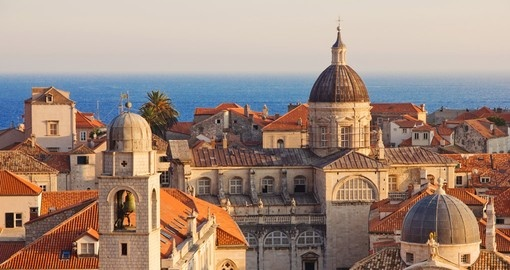 Tour historic  Dubrovnik on your Croatia Vacation