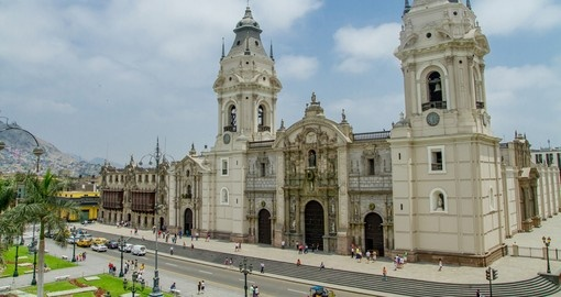 Peru vacation packages discover the colonial history of Lima