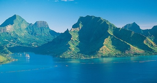Tahiti Geography And Maps Goway Travel
