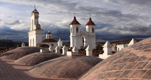 Sucre is Bolivia's 4th largest city