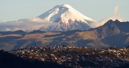 Cotopaxi Volcano is a must see on your Costa Rica tour