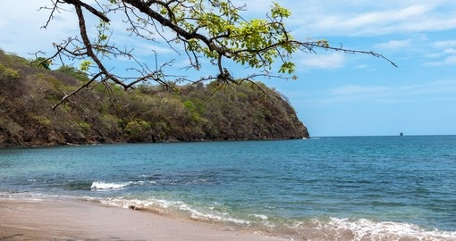 Take in the view over Papagayo Gulf on your trip to Costa Rica