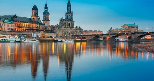 Dresden Cathedral of the Holy Trinity