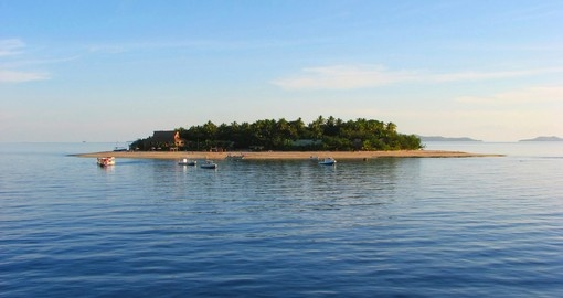 Discover small island in the Yasawas on your next Fiji Vacations.