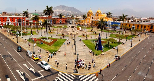 Explore Trujillo on your Peru Vacation