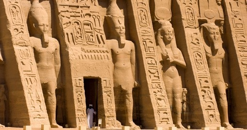 Visit Amazing Ancient Wonders on all of our Egypt tours.