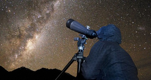 Stargazing in the Aoraki Mackenzie Region