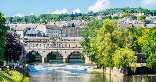 Built for pleasure and relaxation, beautiful Bath has been a wellbeing destination since Roman times