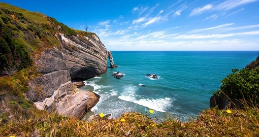 Visit the amazing Cape Farewell on your next trip to New Zealand.