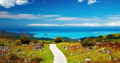 Coastal View, Abel Tasman National Park