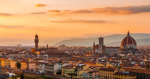 Extraordinary art and architecture are the hallmarks of Florence