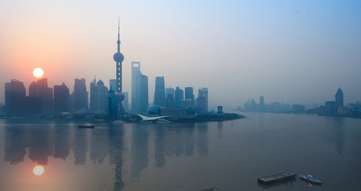 Enjoy and explore Shanghai on your China Tours.