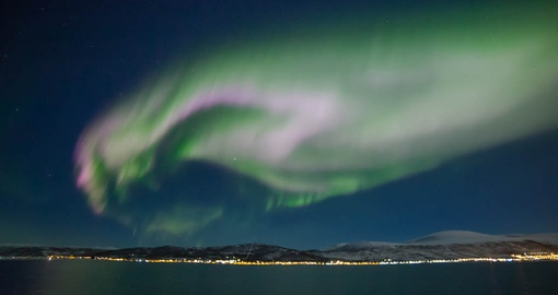 Marvel at the northern lights on your Norway Vacation