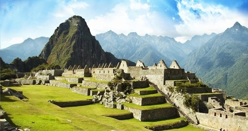 Explore Machu Picchu on your Peru Tour