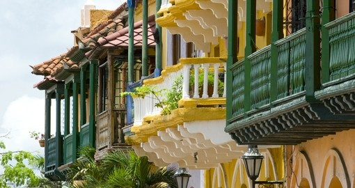 Cartagena is always a popular photo opportunity while on your Colombia tour