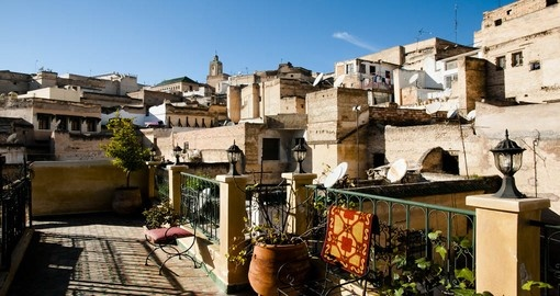 Explore Fez on your next trip to Morocco.