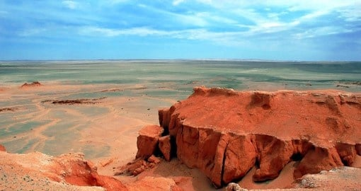 Bayan Gobi a must see on any Mongolian trip