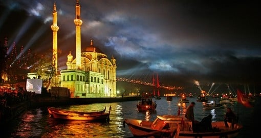 Ottoman Mosque - Istanbul