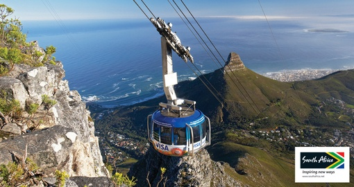 Cable Car - Cape Town