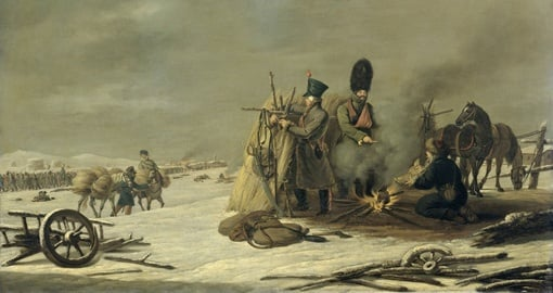 Napoleon's Retreat from Russia