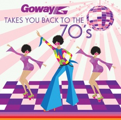 Goway gave away hundreds of CDs celebrating 40th anniversary