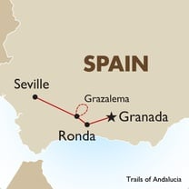 Trails of Andalucia