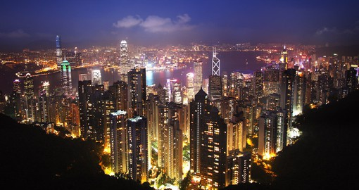 Explore Hong Kong on your next Asia Vacations.