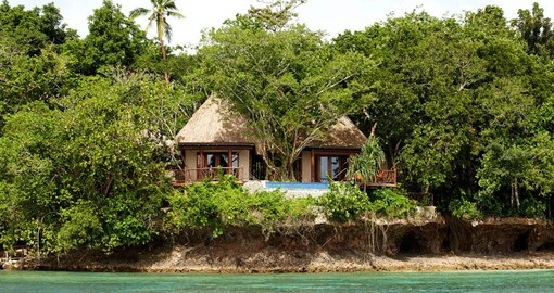Experience all the amenities of Savasi Island Resort o your next Fiji vacations.