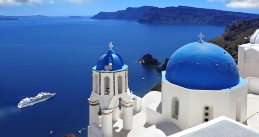 Discover this magically beautiful city during your next trip to Greece.