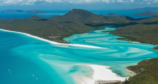 Visit Hill Inlet on your Australia Vacation