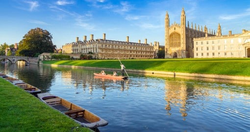 Founded in 1209, Cambridge University was granted a Royal Charter by King Henry III in 1231