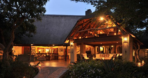 Explore all the amenities of Savanna Private Game Reserve during your next South Africa tours.