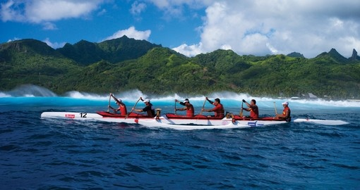 Ride an Outrigger