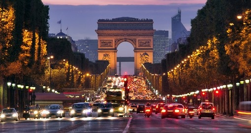 Discover this magical, romantic city Paris on your next France vacations.