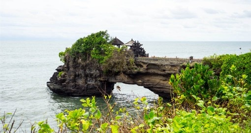Visit the Uluwatu Temple on your Bali Vacation Package