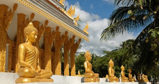 Learn of the history and culture of the area on your trips to Thailand