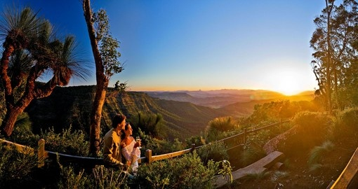 Experience Crag Lookout during your next Australia vacations.