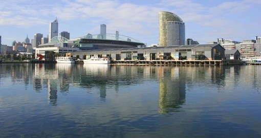 Visit Melbourne Docklands during your next Australia Vacations.