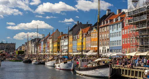 Copenhagen, the Danish capital regularly tops the list of the world's most livable  cities