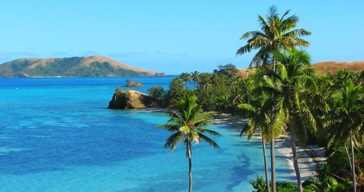 Breathtaking Yasawa Islands are one of your stops on your next Fiji vacations.
