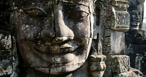Tour historic Angkor Wat on your trip to Cambodia