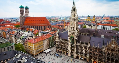 Discover Munich and explore this beautiful city during your next Germany vacations.