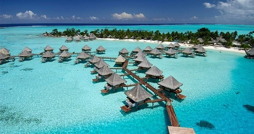 InterContinental Bora Bora Le Moana is a perfect base for your trip to Bora Bora