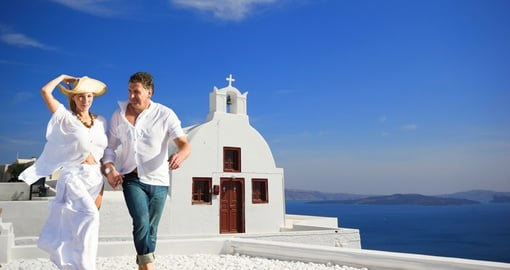 Explore all the beautiful sites of Greece.