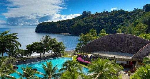 Begin your Tahiti Vacation at The Pearl Beach Resort